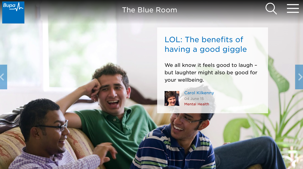 LOL: The benefits of having a good giggle
